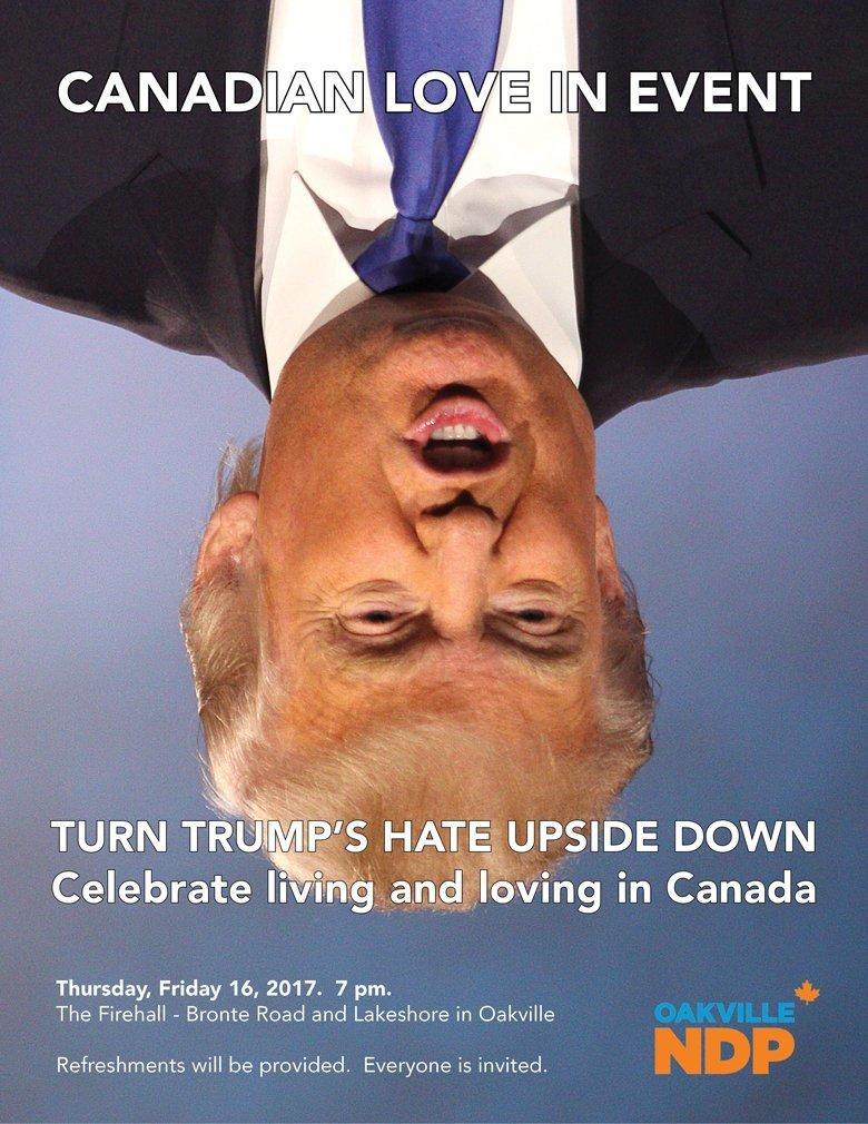 Love-Trumps-Hate-Oakville-NDP
