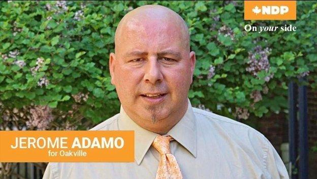 Jerome Adamo for Oakville
