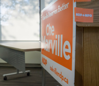 Come to Che Marville's NDP Campaign BBQ on June 11