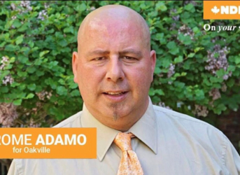 Jerome Adamo For Oakville Election Viewing Party
