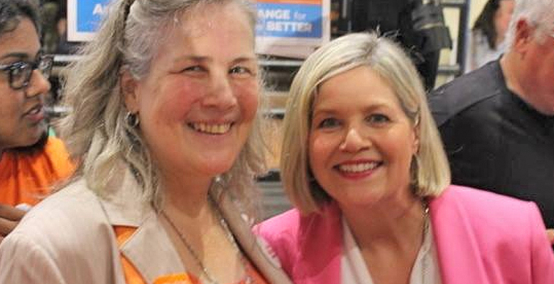 A Special Thank You from Oakville NDP Candidate Lesley Sprague