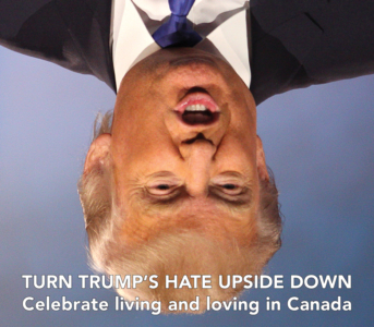 "Oakville NDP to Hold ""Love Trumps Hate"" Valentine's Event on Thursday, February 16th"