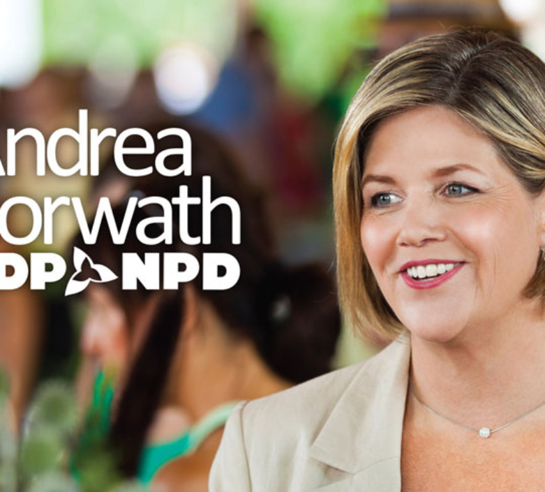 We Deserve Better.  Why I Support Andrea Horwath, by Che Marville