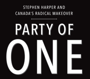 Author Michael Harris Speaks in Oakville on April 15th