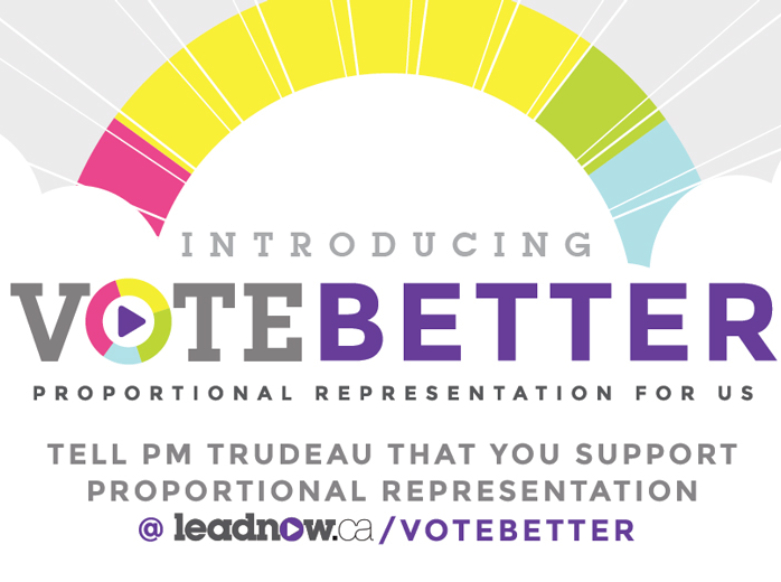 Oakville Residents Call on Liberal MP John Oliver to Implement Proportional Representation Now