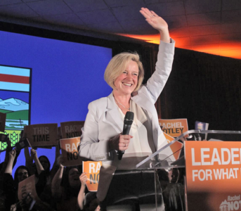 Orange Crush in Alberta Boosts Federal NDP