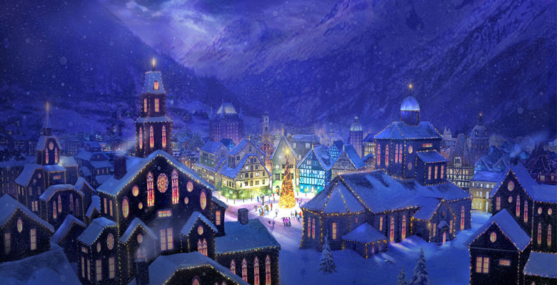 T'was The Night Before Christmas – A Spoof